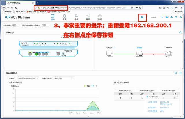 華為AR101W-S 千兆路由器安裝配置教程